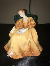 """ROYAL DOULTON FIGURINE """"ROMANCE"""" HN 2430 MADE IN ENGLAND"""
