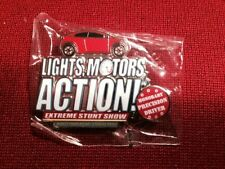 Disney Parks Pin Lights Motors Action Honorary Precision Driver  VERY RARE