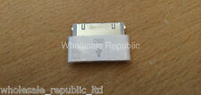 Genuino Apple Micro Usb A 30 Pin Iphone 4 4s Ipod Conector Adaptador Conversor
