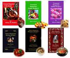 Pay For 5 Books & Get 6th Cookbook FREE by Helen M Radics (English Language)