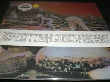 LED ZEPPELIN Houses of the Holy  LP unplayed color DJ Promo Monaural SEALED G/F