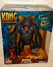 "MEZCO MISB RARE 15"" Deluxe KING KONG movie action figure Angry ROARING face"