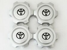 "4ps Wheel Center Hub Caps FITS Tacoma Tundra 4Runner 6 lugs ONLY 15"" & 16"" Rims"