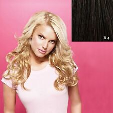"Jessica Simpson Hair Do 23"" Wavy Clip on hair Extensions Ken Paves"