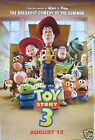 "DISNEY/PIXAR ""TOY STORY 3"" POSTER - Woody, Buzz & Characters Coming Out Of Box"