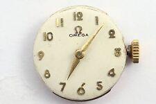 Movimiento De Reloj Omega 244 17 Joya 1960 correr