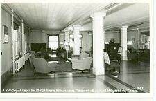 SIGNAL MOUNTAIN,TENNESSEE-ALEXIAN BROTHERS-LOBBY-RPPC-(RP#1-42)