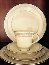 Lenox China...5 pc place setting...Charleston pattern...made in USA