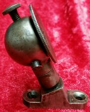 VERY RARE VINTAGE ANTIQUE WHITWORTH SCHUETZEN RIFLE REAR TANG TARGET PEEP SIGHT