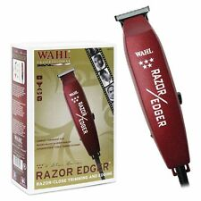 WAHL Professional 5 Star Razor Edger 8051, compact scoop-nose design