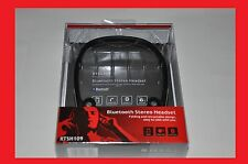 Folding Retractable Wireless Headset for iPhoneiPodiPad anything Bluetooth