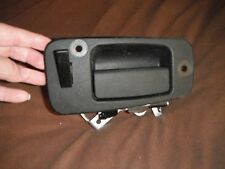 OEM EBONY INSIDE DOOR JAM HANDLE LATCH 2010 CHEVY SILVERADO   (D)