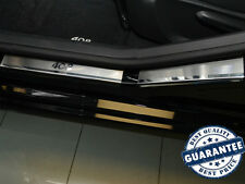 PEUGEOT 408 2012- 6pcs Stainless Steel Door Sill Guard Cover Scuff Protectors