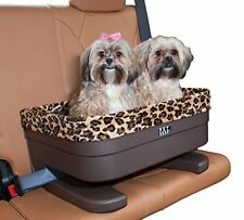 "Pet Gear PG1122JG Bucket Seat Booster for Small Pets  22""  Chocolate/Jaguar NEW"