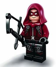 Red Arrow TV Show minifigure custom toy Green Arrow Roy Harper