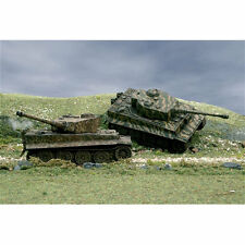 ITALERI Pz.Kpfw.VI Tiger Tank I Fast Assembly 7505 1:72 Model Kit Tanks