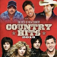 Country Hits 2013 by Various Artists (CD, Oct-2012, Universal)