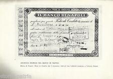 BANCHE_MONETA_GIURIDICA_NOTARIATO_BANCO DI NAPOLI_FEDE DI CREDITO_ILLUSTRAZIONI