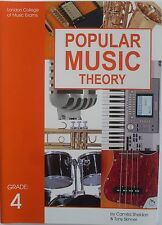 Rgt london college of music musique populaire théorie grade 4