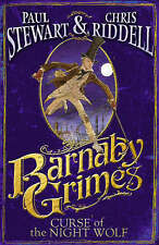 Curse of the Night Wolf (Barnaby Grimes - Book 1), Paul Stewart, New Book