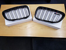 F87 M2 BMW M Performance Gloss Black Side Grill and Kidney grille set