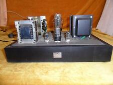 Audionote kit 1 valve amp single ended 300B triodes