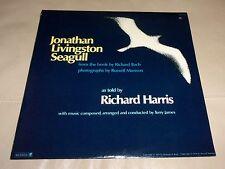 Jonathan Livingston Seagull Richard Harris Sealed LP 1973 Dunhill DSD 50160