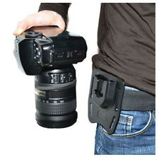 Capture DSLR Digital Camera Waist Belt Holster Quick Strap Buckle Hanger Clip