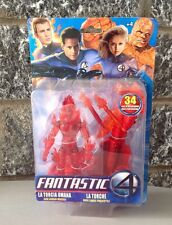 2005# Marvel Comics Fantastic Four 4 Human Torch Flame From Official Movie#Mosc