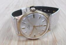 Tradition Men's Vintage Wristwatch with Leather Strap; 17-Jewels ~ 18-G3436