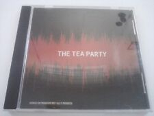 THE TEA PARTY Rare 1990s Record Company 4 TRACK PROMOTIONAL CD