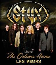 Styx: Live at the Orleans Arena, Las Vegas (DVD, 2016)