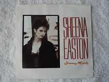 "Sheena Easton ""Jimmy Mack/Money Back Guarantee""  Picture Sleeve 45 RPM Record"