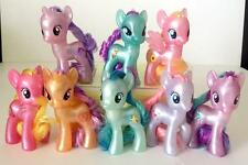 Hasbro My Little Pony Crystal Pony Sea Swirl Sapphire Joy Cherry Berry 8pc BIN