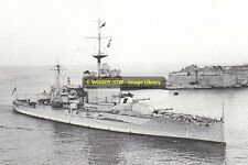 rp10905 - Royal Navy Warship - HMS Warspite , built 1915 - photo 6x4