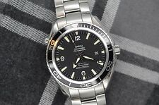 Omega Planet Ocean XL 2200.50.00 Co-Axial Automatic 600M 45mm