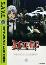 D. Gray-Man: The Complete Second Season [S.A.V.E.] [ DVD Region 1