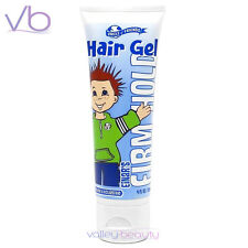 CIRCLE OF FRIENDS Einar's Hair Gel For Kids, Cool Mint, NO PARABENS, Made in USA