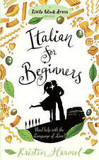 Italian for Beginners by Kristin Harmel Paperback Book (English) Free Shipping