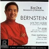 RARE - Bernstein: Suite from Candide; Five Songs; Three Meditations