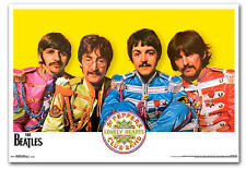 "The Beatles Sgt Peppers Fridge Toolbox Magnet Collectible Size 3.5""x 2.5"""