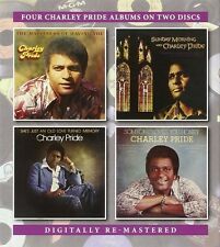 Charley Pride - Happiness of Having You /Sunday Morning/She's Just [New CD] UK -