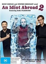 A Idiot Abroad : Series 2 (DVD, 2012, 2-Disc Set) region 4