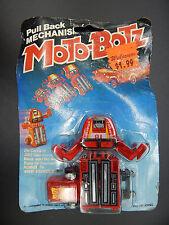 MOC vintage MOTO BOT Pickup truck 1984 Motobot robot gobot RARE transformer toy
