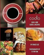 Codlo Sous-Vide Guide and Recipes : The Ultimate Guide to Cooking Sous-Vide...