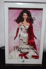 MATTEL HOLIDAY PEPPERMINT OBSESSION BARBIE DOLL SILVER LABEL COLLECTION DOLLS