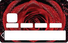 Stickers Autocollant Skin Carte bancaire CB personnalisée  réf 1122