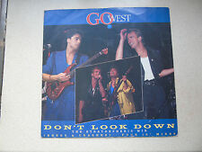 "Go West Dont Look Down The Stratospheric Mix 12"" Single"