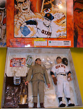 "TOMMY stella GIANTS GI JOE HASBRO McCoy father LIMIT.ED 1/6 FIGURE Japan 12"" set"