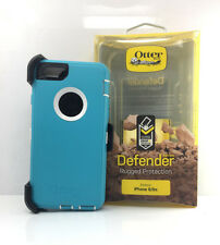 OtterBox Defender Hard Case Holester Clip for iPhone 6 Iphone 6s White/Blue/Teal